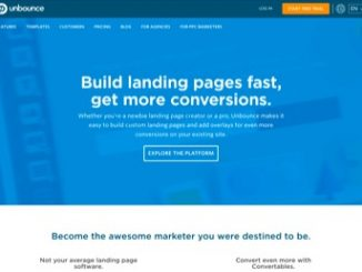 Improve digital marketing strategy using best landing page designs