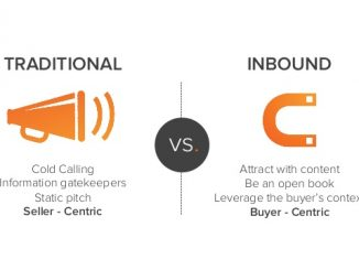 We will discuss about difference between inbound sales and traditional sales